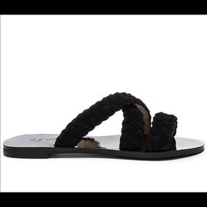 Rate Sahara slide Black